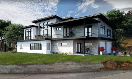Silverhawk Home Rendering