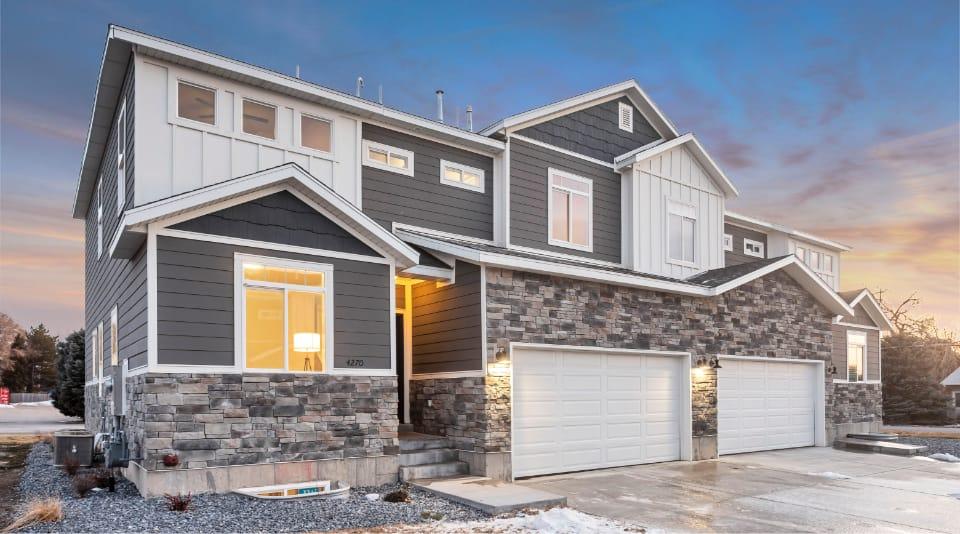 Hearth Stone Neighborhood by Next Level Homes Teton
