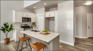Hearth Stone by Next Level Homes: Teton Kitchen