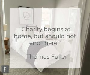 Thomas Fuller Quote about home