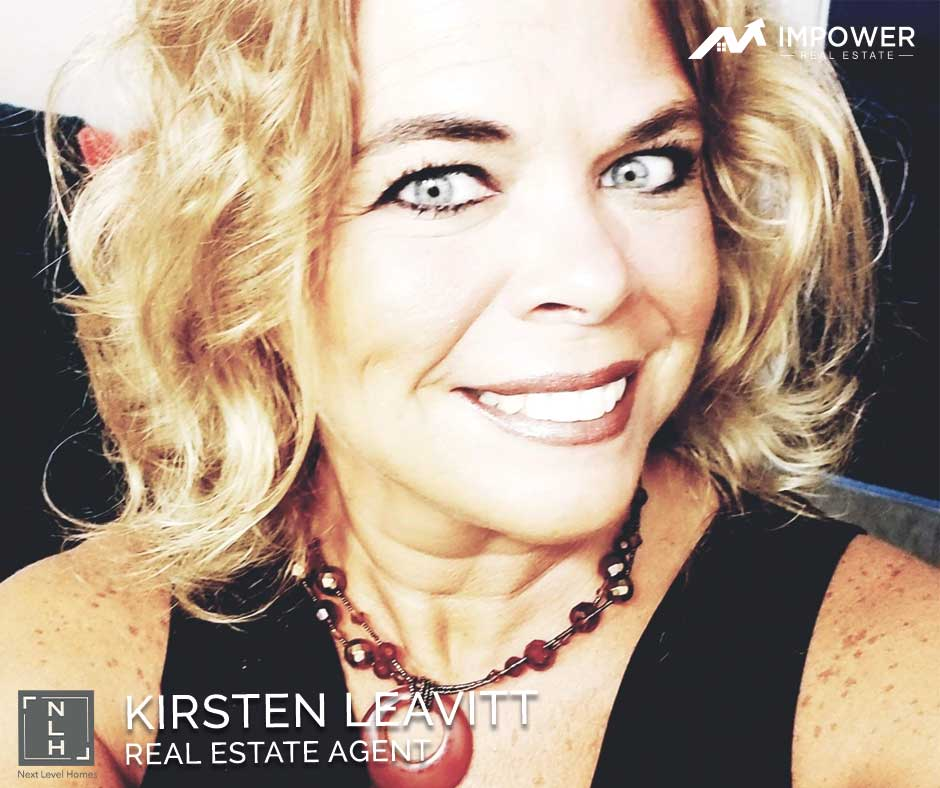 Kirsten Leavitt, Real Estate Agent