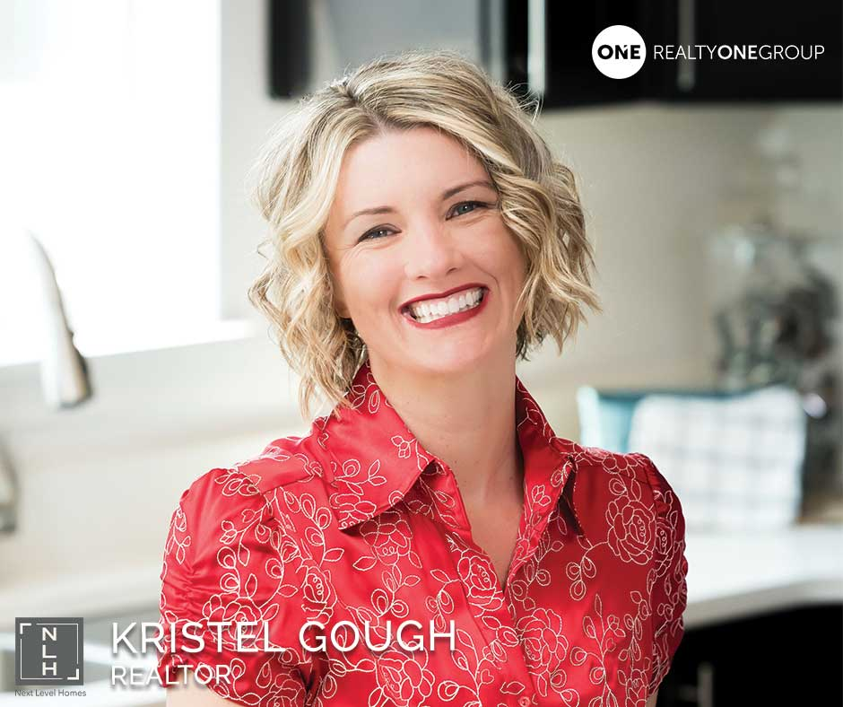 Kristel Gough Real Estate Agent