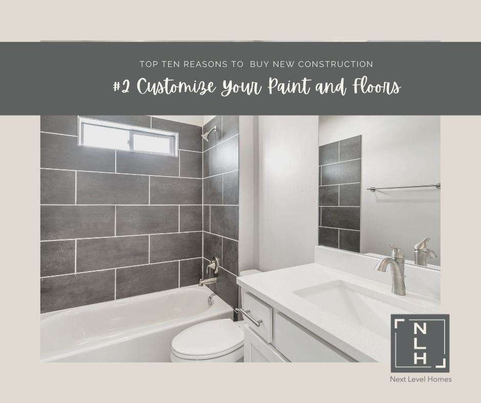 #2 Reasons to Buy New Construction