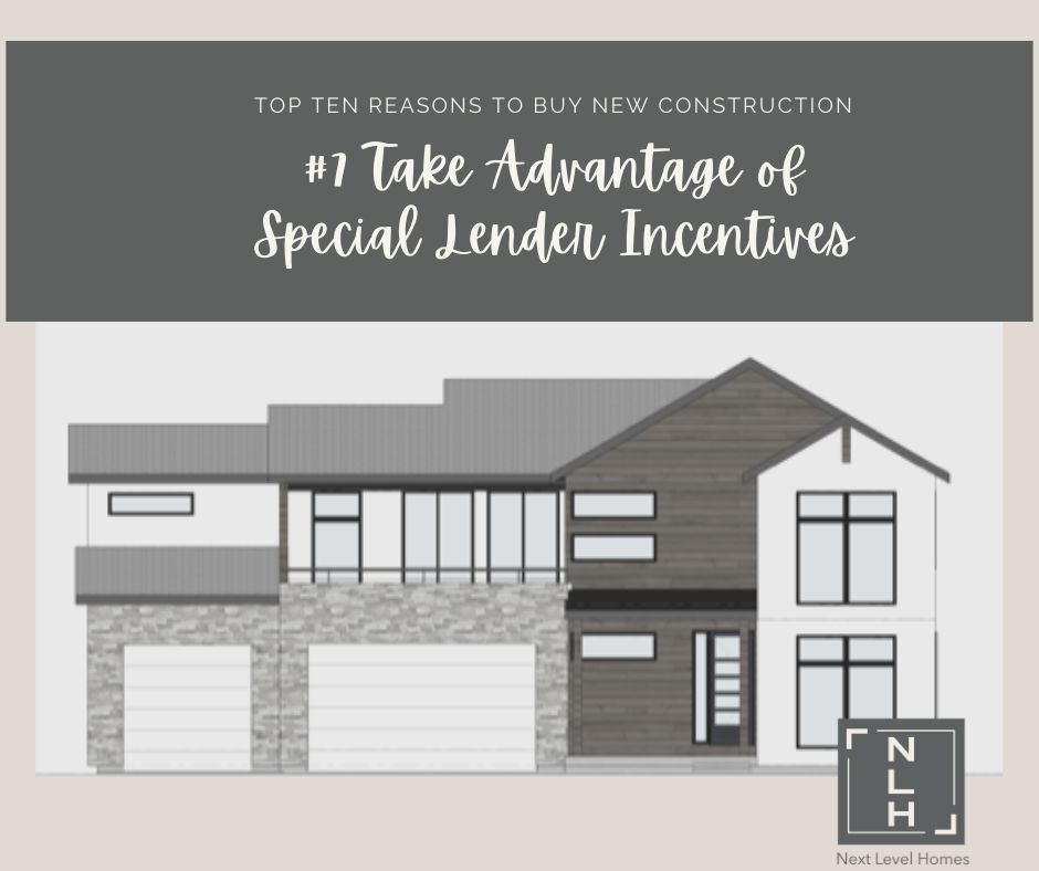 #7 Reasons to Buy New Construction