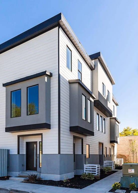 Granite Lofts: Urban Townhomes for Sale in SLC