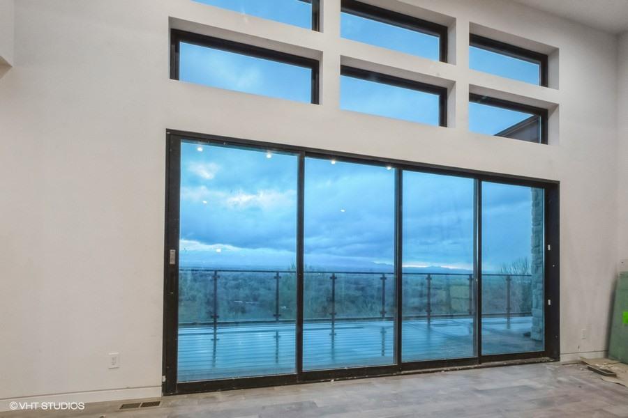 Silverhawk Interior View