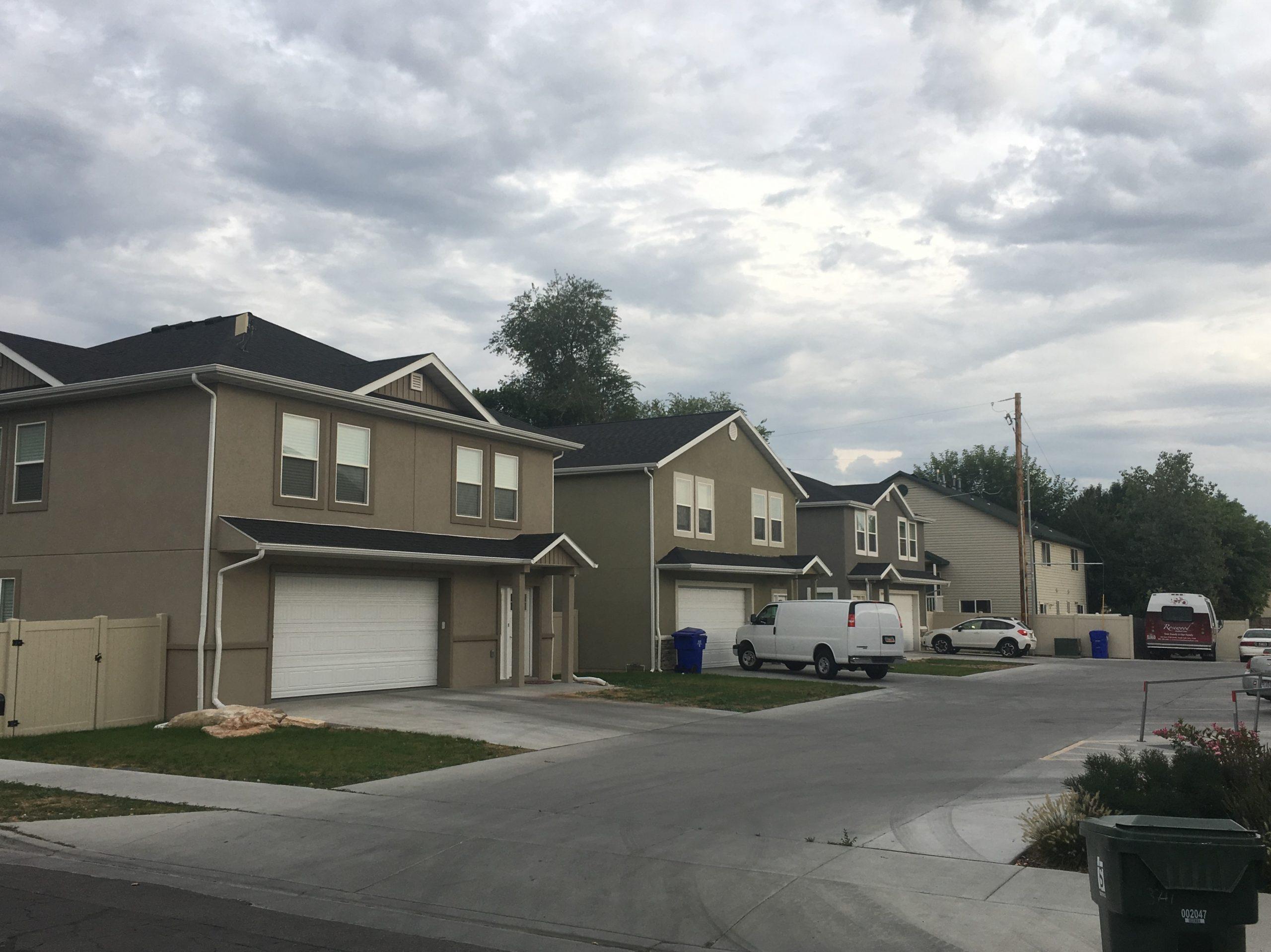 3 Single Family Homes