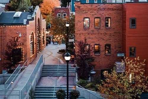 Park City Steps