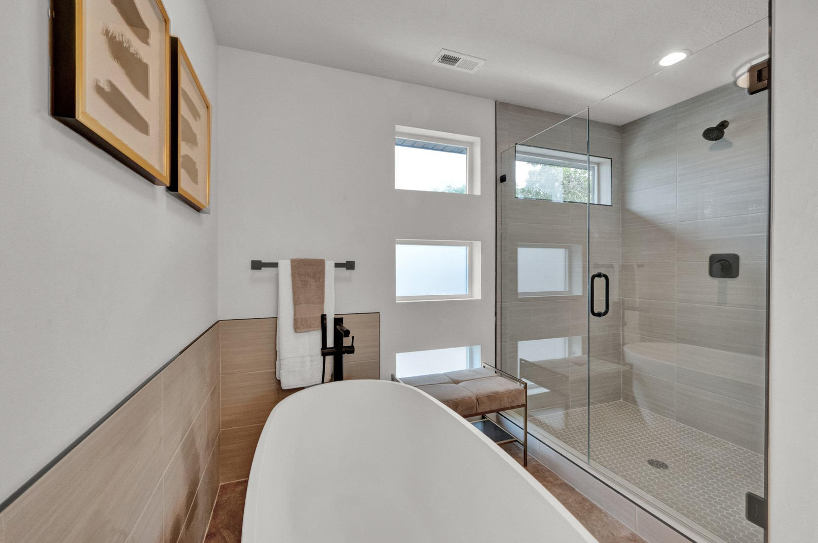 Essex Master Bathroom