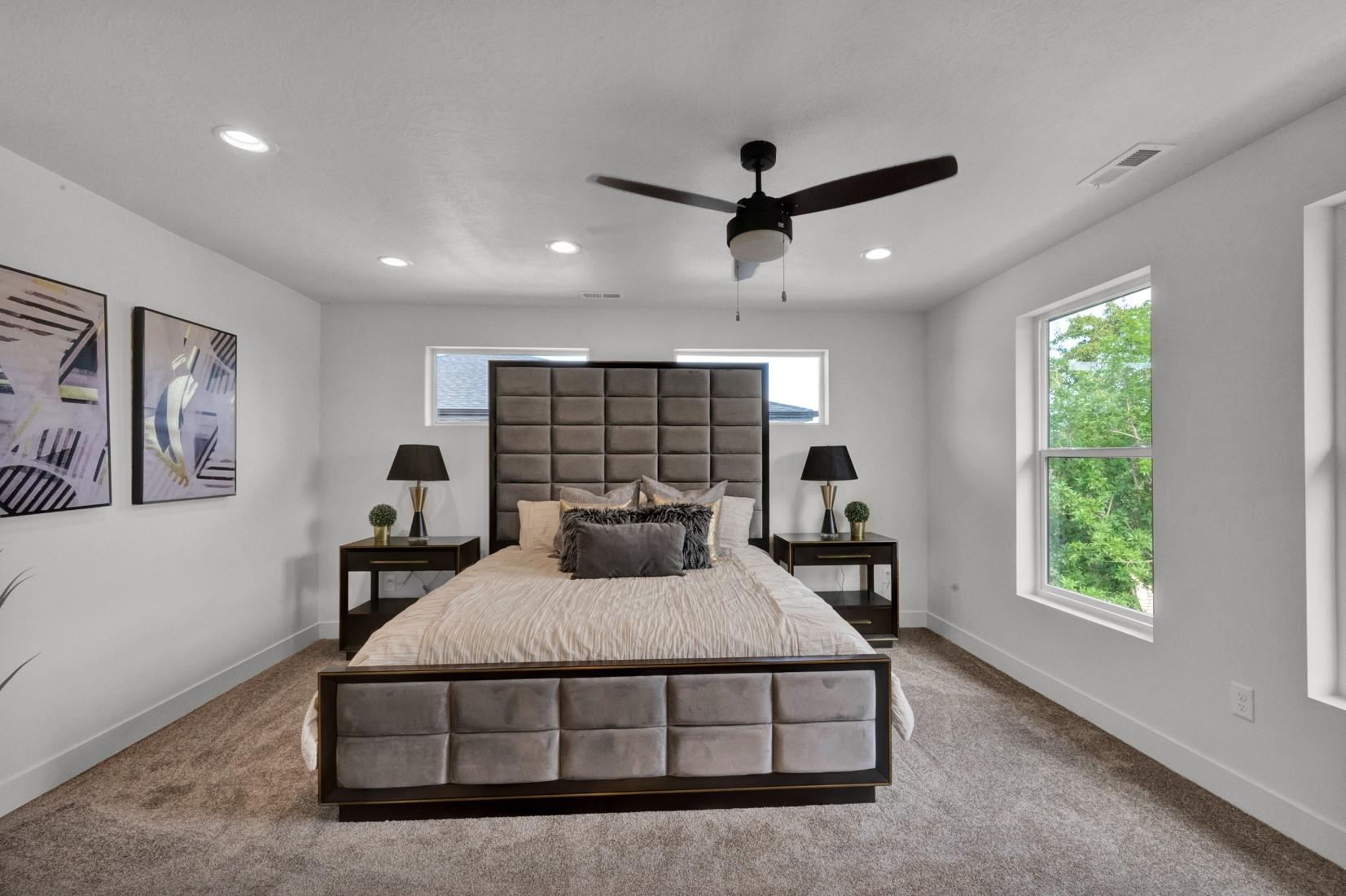 Essex Master Bedroom