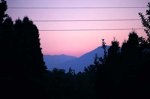 Tooele Sunset